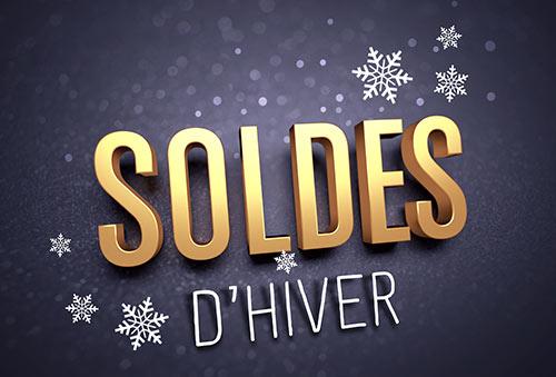 Black Friday en France et les Soldes d'hiver