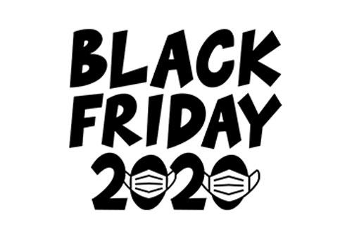 bas les masques pour le black friday 2020