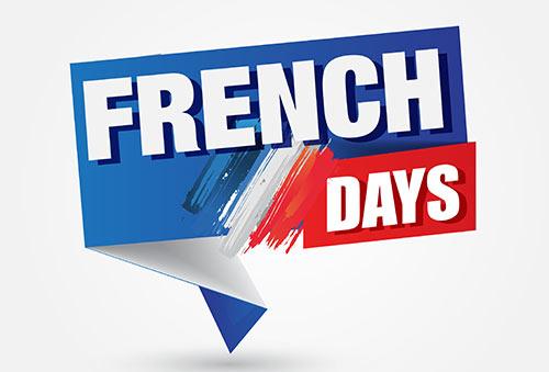 les French Days sont de retour en France